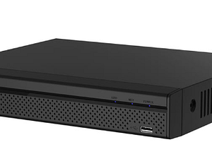 מערכת הקלטה 8 ערוצים HDCVI תומכת audio על coax