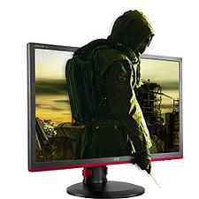 """מסך מחשב AOC GAME G2460PF 24"""" LED 144HZ"""