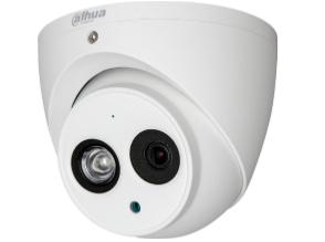 מצלמת כיפה HDCVI 4MP בסיסיות (להתקנה עם מערכות CVI תומכות 4MP בלבד)