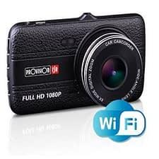 מצלמת וידאו לרכב דו כיוונית WIFI
