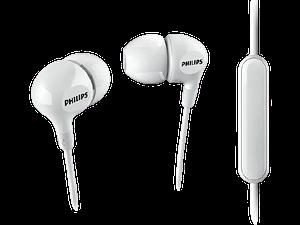 אוזניות Philips SHE3555WT לבן